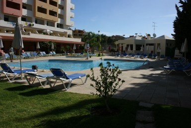 Algarve Long Lets Properties albufeira resort with tennis court for rent