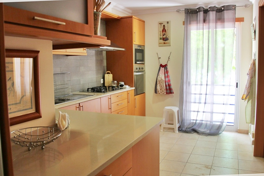 Modern 2-bedroom apartmen in Tavira to rent