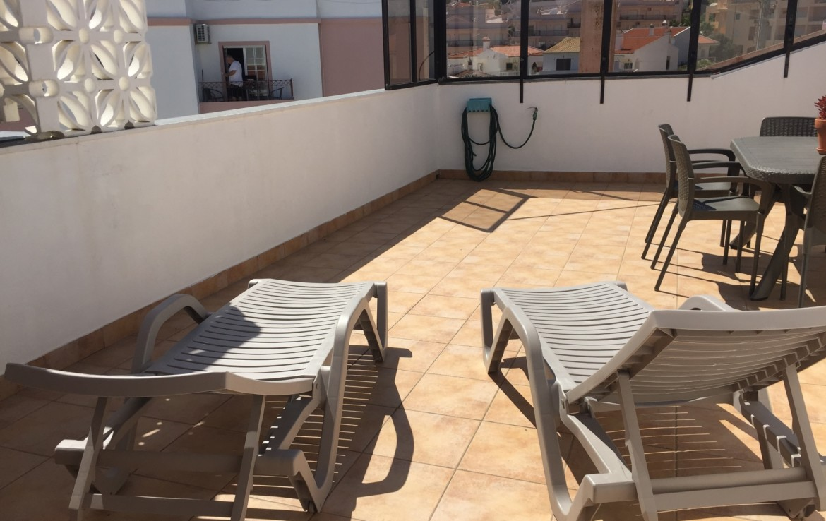 Triplex apartment in the heart of Luz to rent