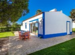Modern 2-bedroom cottage in Luz to rent